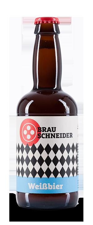 Das BrauSchneider Craft Beer Weißbier