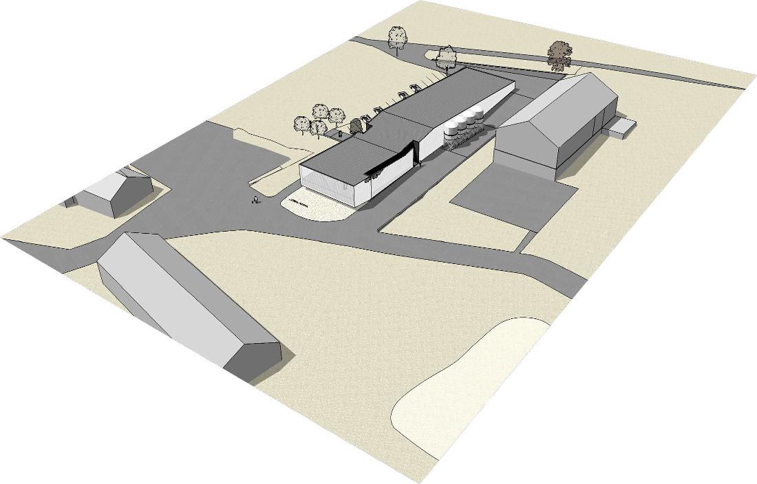 Entwurf der BrauSchneider Brauerei