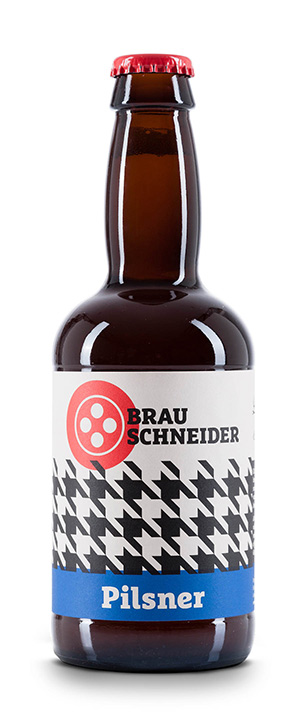 Das Pilsner Craft Beer von BrauSchneider