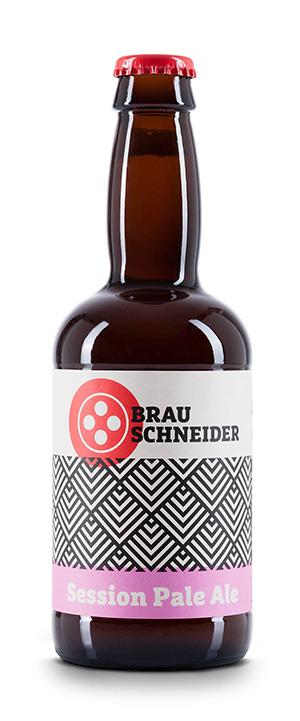 Das Session Pale Ale Craft Beer von BrauSchneider