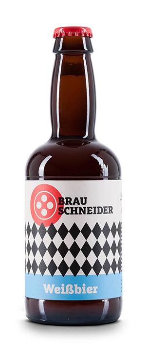 Craft Beer: das Weißbier von BrauSchneider